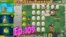 Plants vs. Zombies 2 || Stunion, Lava Guava, Squash Costume - EASTER Pinata Party 4/3/2018 (Ep.109)