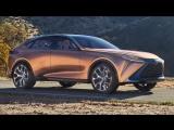2020 Lexus LF-1