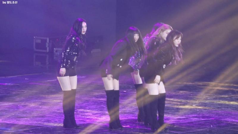 4K 180125 서울가요대상 (Seoul Music Awards) 레드벨벳 (RED VELVET) 피카부 (Peek-A-Boo) 직캠 by 팔도조선