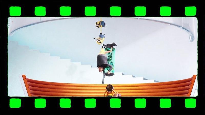 «Гадкий я» — Эпизод 5/ 11 «Грю крадет уменьшитель у Вектора» (2010) HD