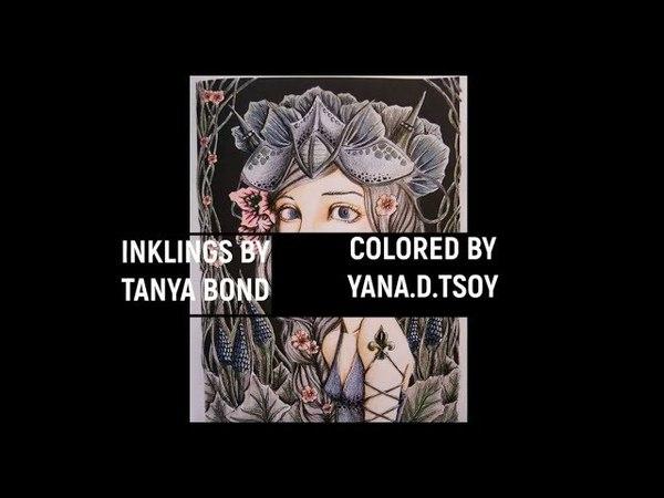 Inklings 2 speedcoloring Part I / Инклингс 2 ускоренное раскрашивание Часть 1
