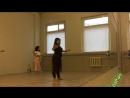 1 занятие на Павелецкой с Полиной