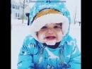 Кто так ел снег, ставим лайк 😍😍 😂👇👇👇