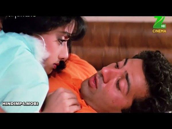 Tera Bimaar Mera Dil Jhankar HD ChaalBaaz 1989 from Saadat
