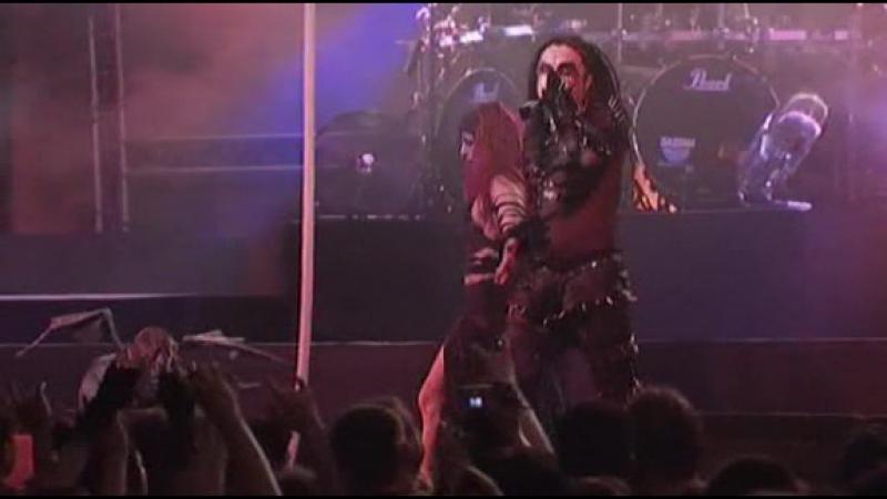 Cradle Of Filth - Live At The Elyse Montmartre, Paris (02.04.2006) 1