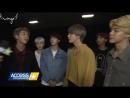 [171117] Access Hollywood 방탄소년단 (BTS) 인터뷰 (2) -- BTS Interview