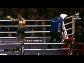 Мурат Гассиев vs Юниер Дортикос [нокаут]