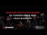Итоги розыгрыша билета на танцевальное шоу «Душа фламенко»