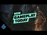 New Gameplay Today - Dark Souls: Remastered On PlayStation 4