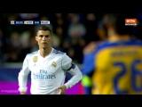 Cristiano Ronaldo Vs APOEL Nicosia Away (21/11/2017)