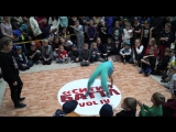 СИТИ БАТТЛ vol IV BREAK DANCE первые шаги BGIRL Маша ws BGIRL Яна Говрюшкина (win)