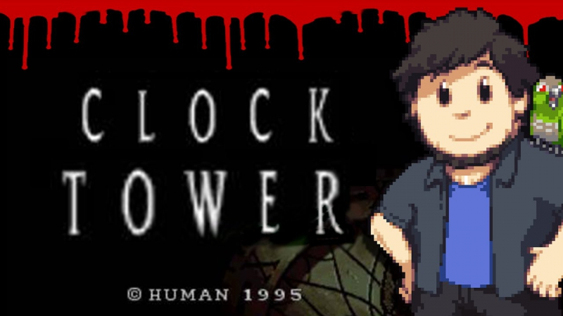 Clock Tower - JonTron [rus vo]