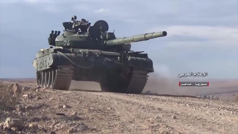 Операции и восстановление контроля Сирийской армии и союзников над Таль аш-Шейх Мохаммед и несколькими другими пунктами