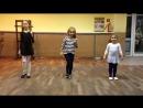Школа спортивного бального танца БАЛАНС первый год обучения учим модный рок