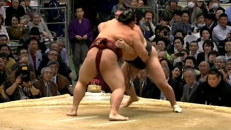 Haru Basho: Day 10 (2014)