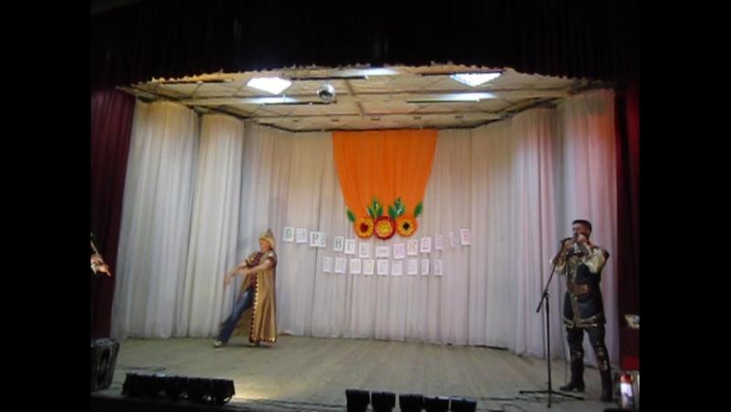 Концерт башкирской общины г Наб Челны с участием Зайнетдинова М кубызиста мира