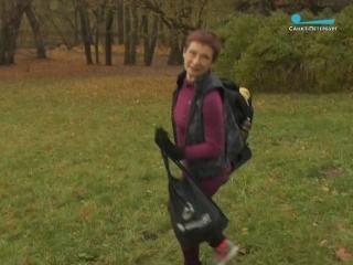 2017 год. Бег в Павловском парке.