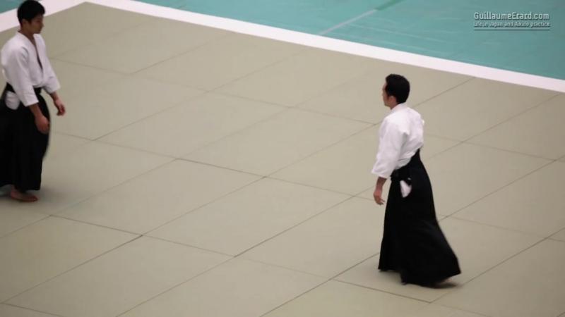 Ояма Юдзи Сэнсэй, наге ваза, эмбу 2016 г. Япония.