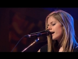 Avril Lavigne - My Happy Ending  [The Footy Show] (Upscale)