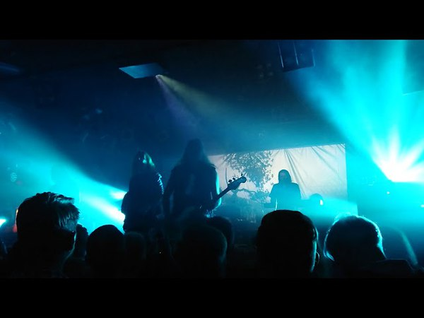 Dark Tranquility - Clearing skies.. Live at Kb Malmö 22.03.2018 🤘