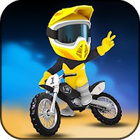 Bike Up! [Мод: много денег]