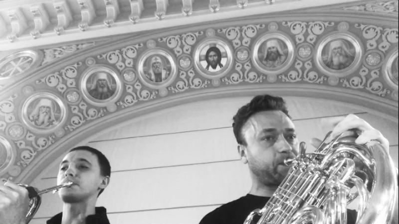 И.С. Бах. Бранденбургский концерт №1, F-dur, 4 часть, трио