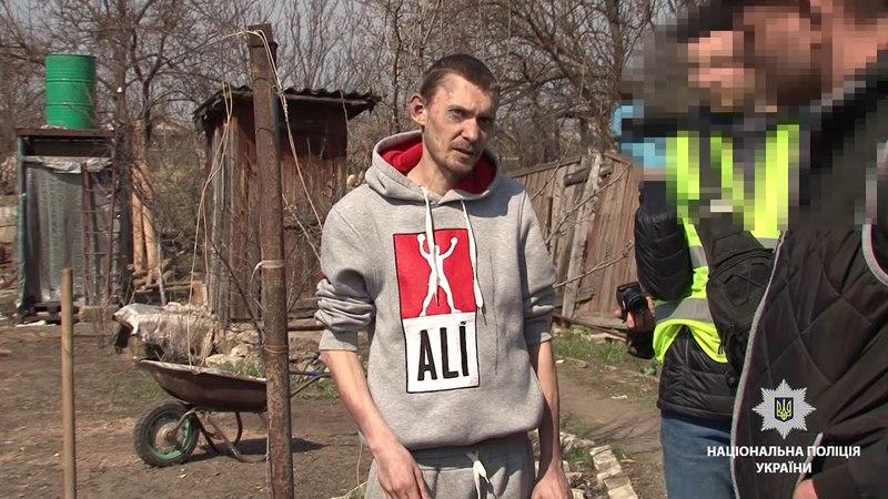 13.04.2018_На Луганщині поліція виявила факт незаконного позбавлення волі та катування людей