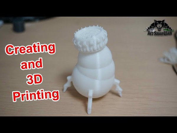 Jgaurora A3S Compact Assembled Desktop 3D Printer