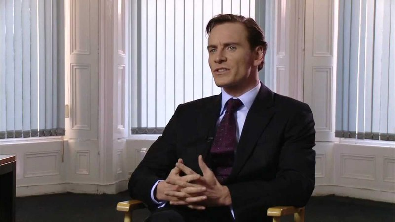 Michael Fassbender's Official 'Haywire' Interview