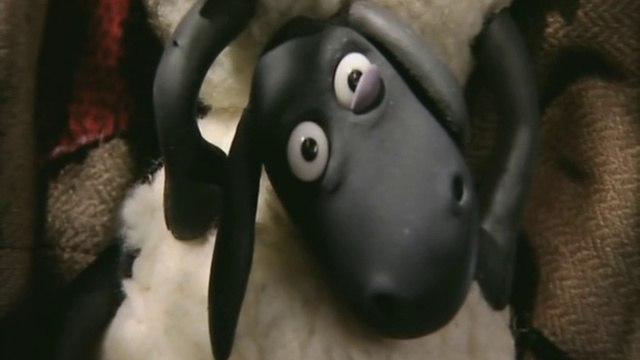 Барашек Шон Shaun the Sheep серия 11 Еда с доставкой Take Away