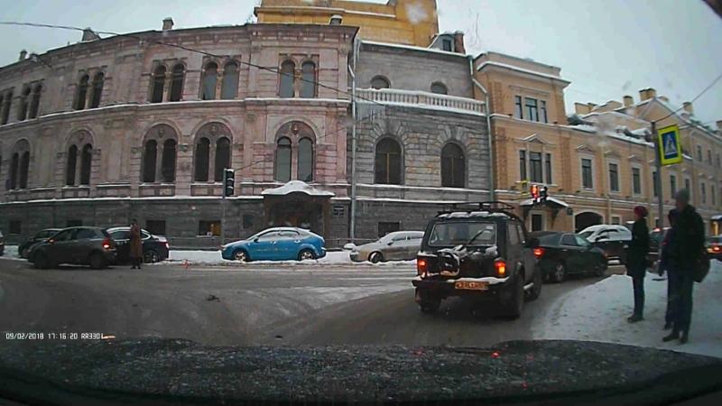 дтп на Гагаринской