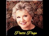 Patti Page Singing Her Heart Out - Fever