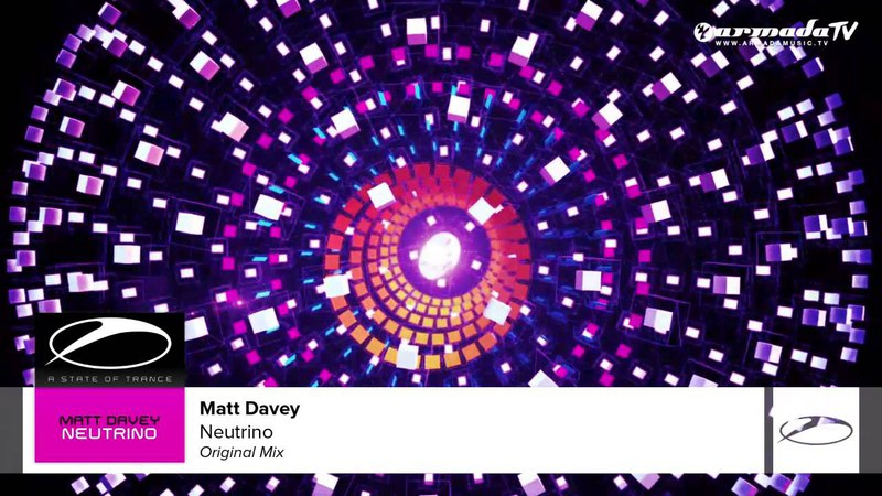 Matt Davey - Neutrino (Original Mix)