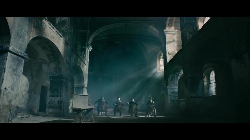 The Phantom of the Opera - Prague Cello Quartet [Official video]