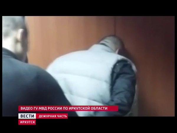 В Иркутске двое молодых людей ограбили почтальона