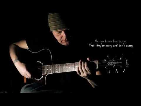 Behind Blue Eyes - Limp Bizkit Version. Fingerstyle Guitar Cover.