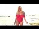September Carrino sandy babe 2 erotic эротика fetish фетиш playboy model модель milf boobs tits большая грудь