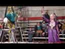 Елка в цирке-шапито LoRRus