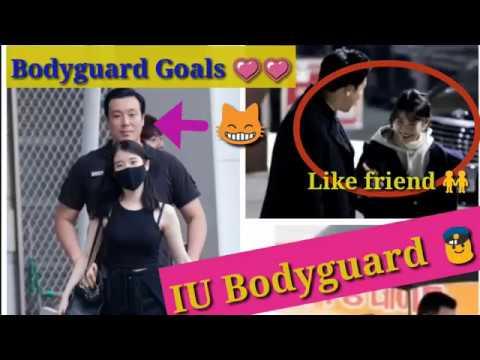 Kpop Bodyguard Goals