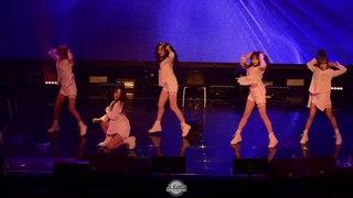 [Fancam] 180325 Dance Line Performance UZZU PARTY Fanmeeting @ Bona, Luda, Chengxiao, Yeoreum, Eunseo