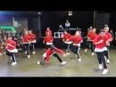 Выступление команды UPC на танцевальном фестивале 25.03.18 Клуб ХI.