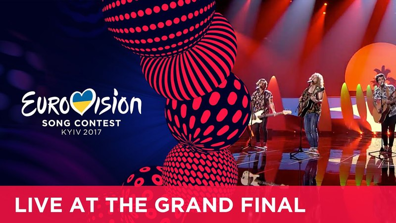 Manel Navarro - Do It For Your Lover (Spain) LIVE at the 2017 Eurovision Song Contest