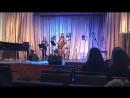 Bossa nova Viva Saliando. 4 курс - Алина Куртоглу, Игорь Пожидаев, Дарья Щербакова.