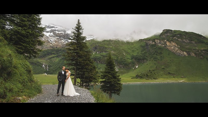 Wedding in Engelberg, Switzerland Свадьба в Энгельберге, Швейцария