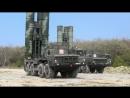 Развертывание зенитных ракетных комплексов С 400 Триумф в рамках учения ПВО