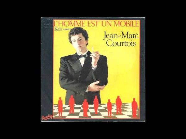 Jean-Marc Courtois - Lhomme est un mobile (electro, France, 1983) Eurovision NF