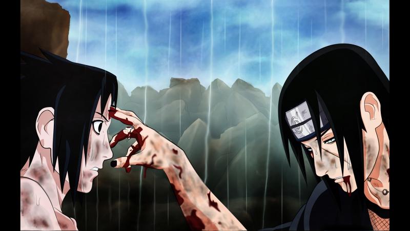 [AMV] [Naruto]: SASUKE VS ITACHI [UCHIHA]