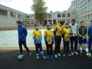 Финальные игры Автозавадского района по мини-футболу начинаются.