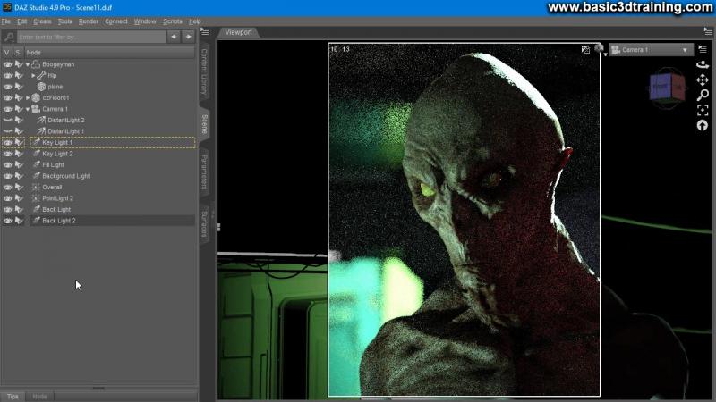 Portrait of An Alien Video 4
