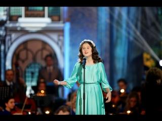 Невероятное исполнение песни Людмилы Зыкиной / Ангелина Валькова. Синяя птица.